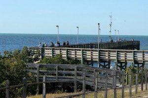 Florida Fishing near Hickory Point RV Park - Anclote Pier