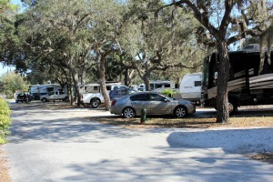 Hickory Point RV Park Guests