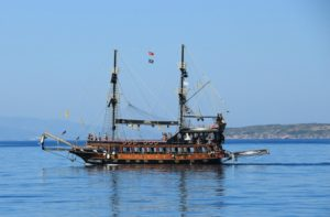 West Central Florida Winter Festivals and Events - Pirate Ship