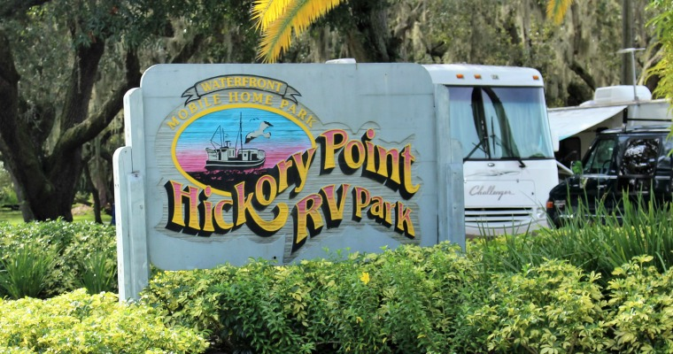 Hickory Point RV Park - FAQs