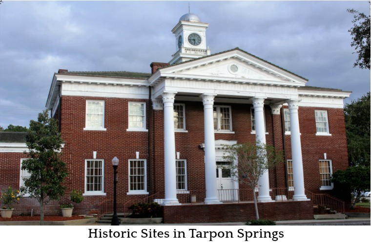 Historic Sites in Tarpon Springs Florida