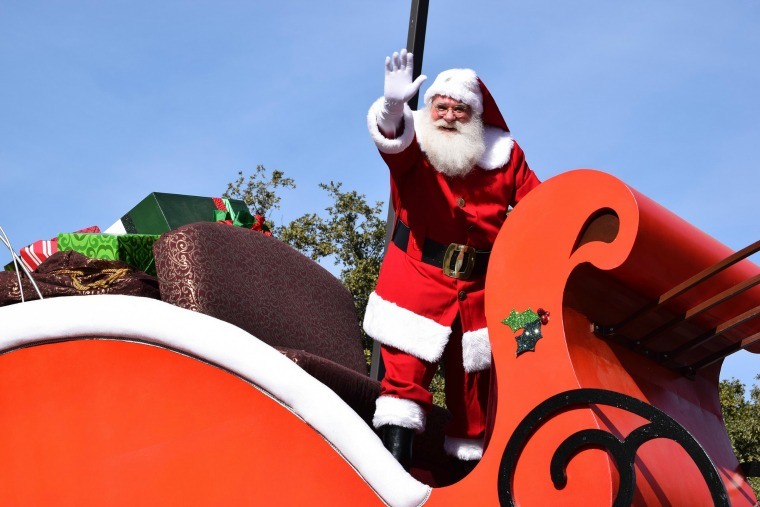 Fall Festivals near Tarpon Springs Florida - Christmas Parade