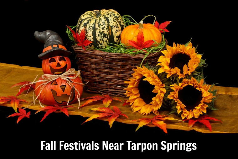 Fall Festivals near Tarpon Springs and Hickory Point RV Park